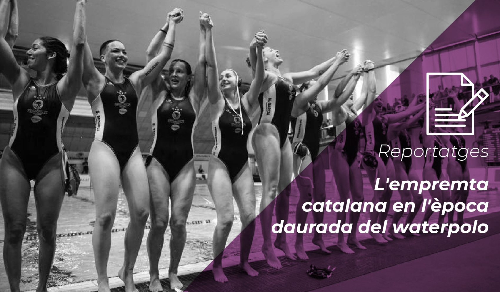 L'empremta catalana en l'època daurada del waterpolo 1