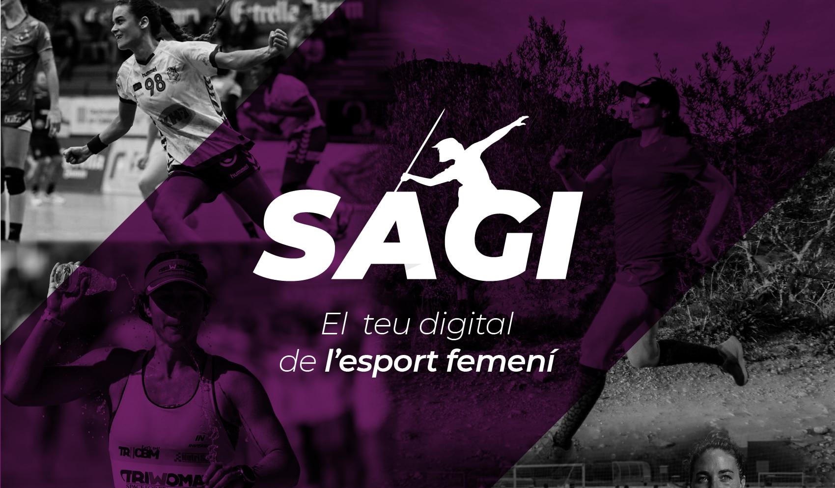 Neix SAGI, el mitjà digital sobre l'esport femení català 1