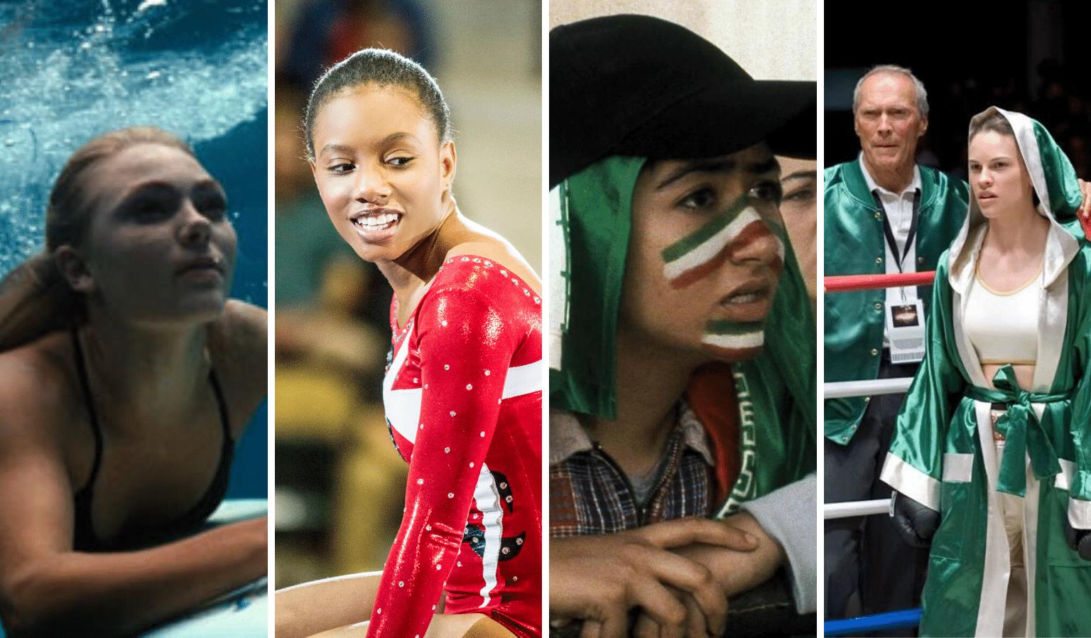 Pel·lícules i documentals sobre esport femení per veure durant el confinament 5