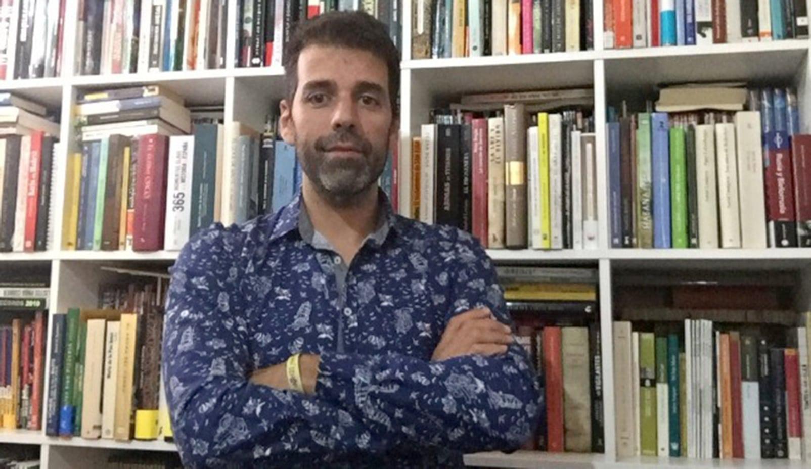 """Rubén Guerrero: """"El desig d'exercir un periodisme reivindicatiu, de denúncia, va ser un pas més cap a Nosotras"""" 2"""