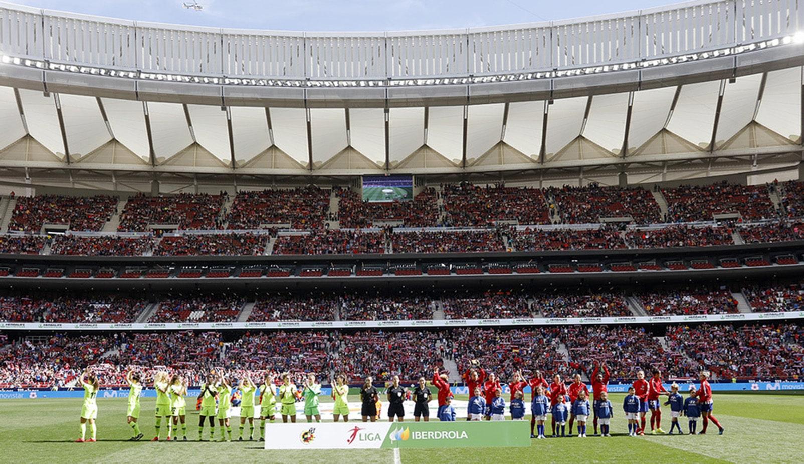 """""""Ha arribat el moment"""", el vídeo que defensa i reivindica la professionalització del futbol femení 5"""