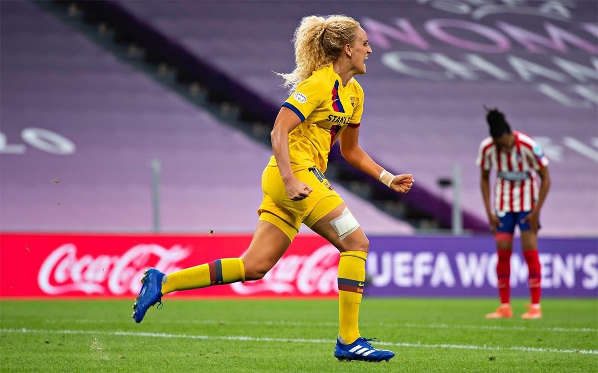 Kheira Hamraoui, la brúixola del Barça 5