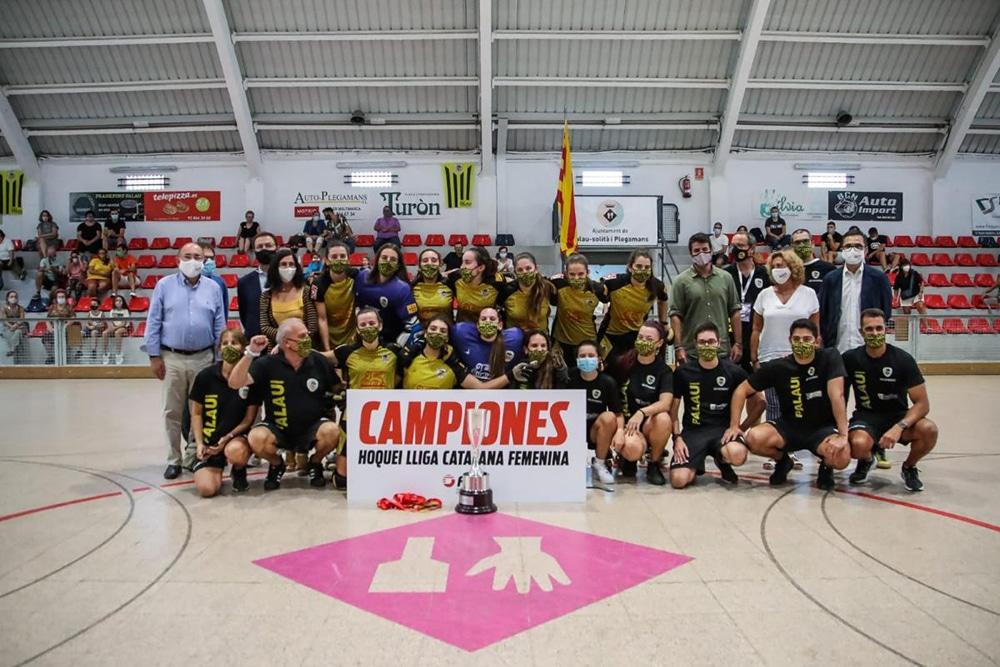 L'hoquei patins fa un pas més amb la primera Lliga Catalana femenina 5