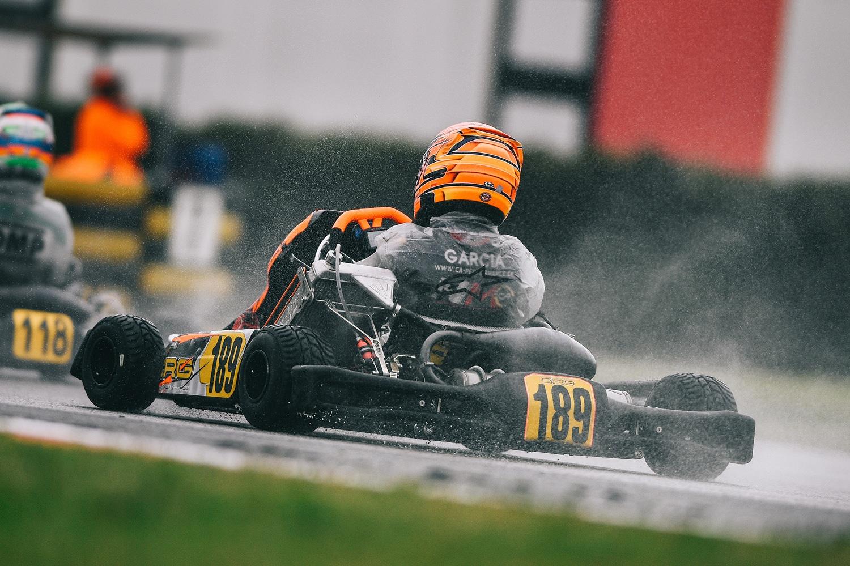 Belén García debuta al campionat mundial de karting 6