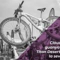 Clàudia Galicia guanya la tercera Titan Desert i anuncia la seva retirada 9