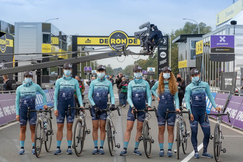 L'aventura del Massi-Tactic obre el camí al ciclisme femení 7