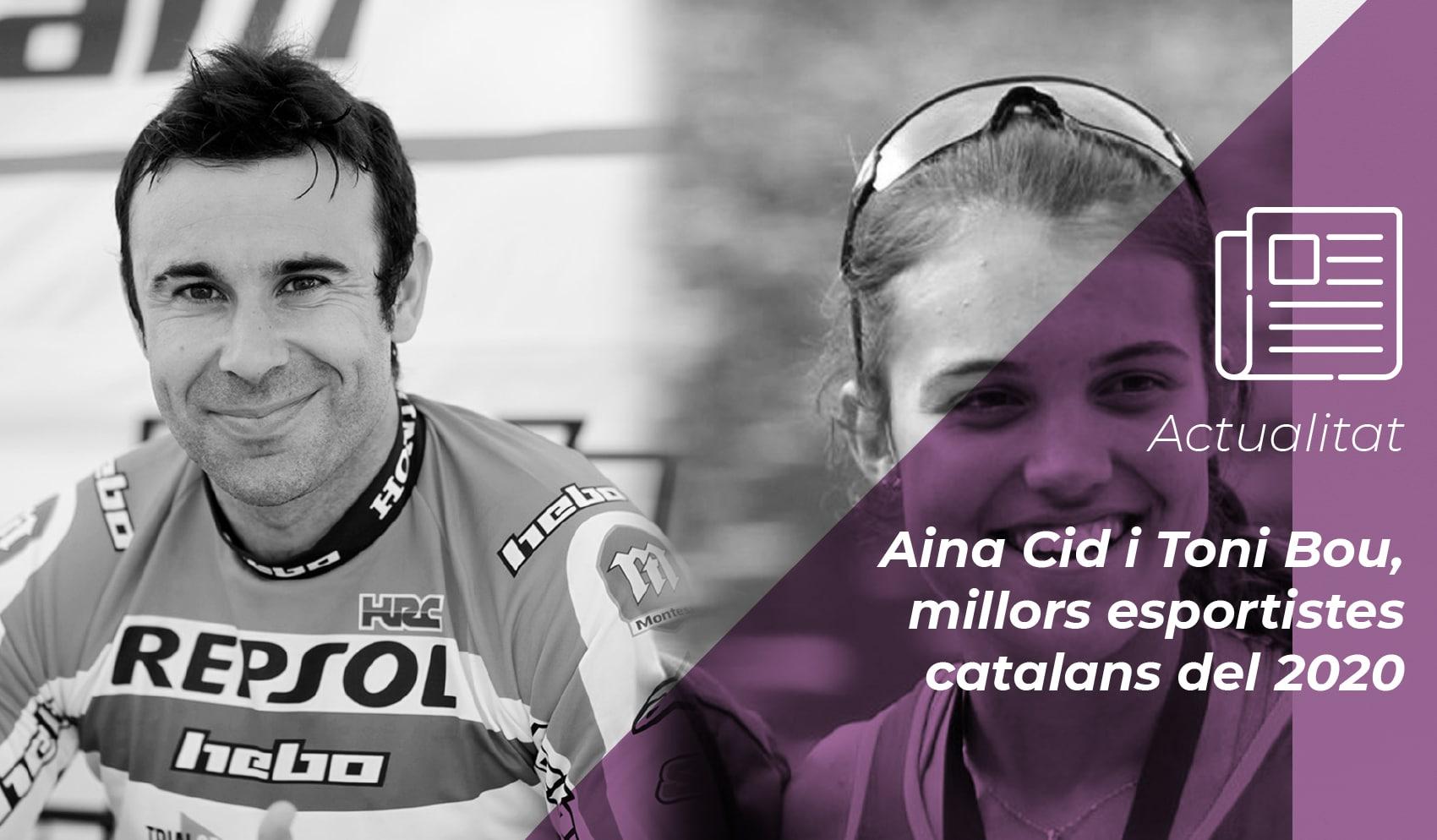 Aina Cid i Toni Bou, millors esportistes catalans del 2020 1